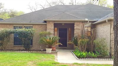 Cypress Single Family Home For Sale: 13911 Bella Drive