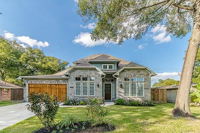 Houston Single Family Home For Sale: 5018 Libbey