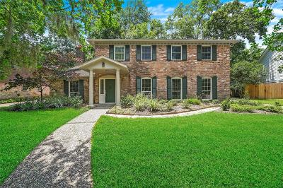 Memorial Single Family Home For Sale: 619 Thistlewood Drive