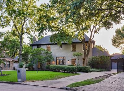 Houston Single Family Home For Sale: 15522 Old Stone Trail