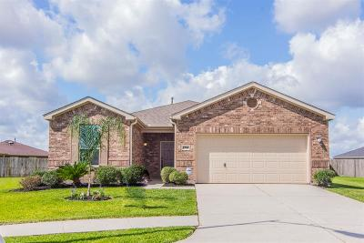 Manvel Single Family Home For Sale: 2706 Cally Court