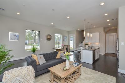 Houston Single Family Home For Sale: 4854 Rich Oak Drive