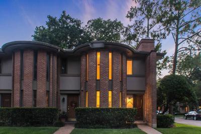 Houston TX Condo/Townhouse For Sale: $179,999