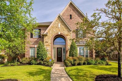 Summerwood Single Family Home For Sale: 16306 Cascade Caverns Lane