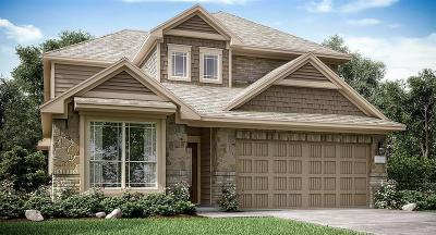 Cypress Single Family Home For Sale: 8903 English Manor Drive