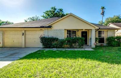 Spring TX Single Family Home For Sale: $169,000