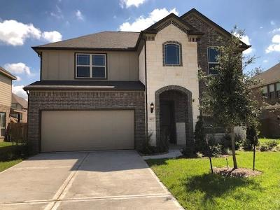 Tomball Single Family Home For Sale: 9611 Brannok Lane