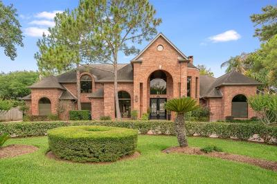 Friendswood Single Family Home For Sale: 404 Carriage Creek Lane