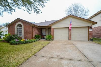 Sugar Land Single Family Home For Sale: 3110 Astor Court