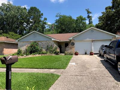 Spring Single Family Home For Sale: 6427 Brookgate Drive