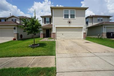 Houston Single Family Home For Sale: 2834 Oriole Wood Court