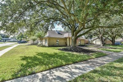 Houston Single Family Home For Sale: 15803 Boulder Oaks Drive