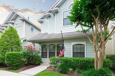 Houston Single Family Home For Sale: 1809 Woodbend Village Court