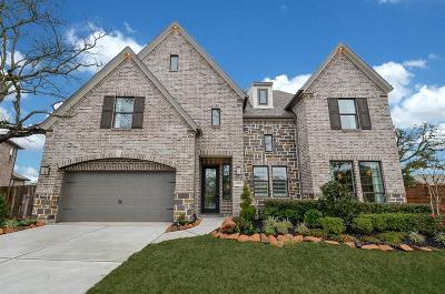 Richmond Single Family Home For Sale: 19002 Grand Vista Springs Boulevard