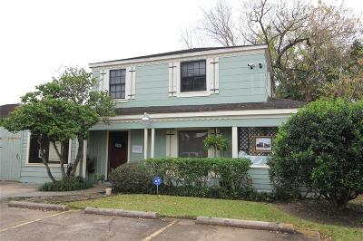 Houston Single Family Home For Sale: 8246 Howard Drive