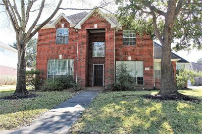 Katy Single Family Home For Sale: 21723 Cinco Boulevard