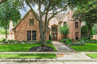 Houston Single Family Home For Sale: 1906 Orchard Country Lane