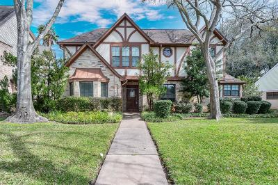 Richmond Single Family Home For Sale: 1610 Chapelwood Lane