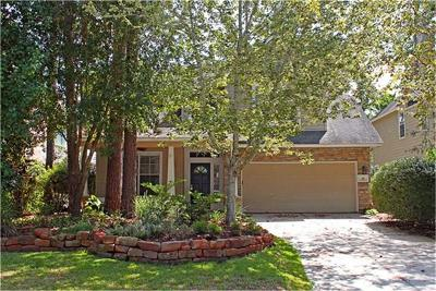 The Woodlands Single Family Home For Sale: 30 Dalea Place