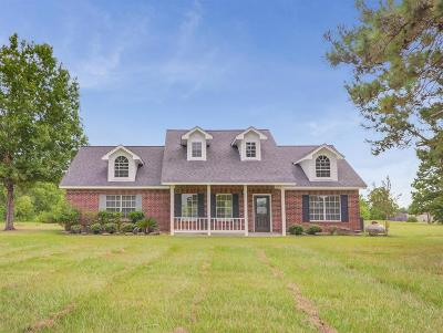 Huffman Single Family Home For Sale: 2314 Iron Ore Drive