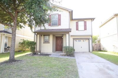 Houston Single Family Home For Sale: 12059 Mallard Stream Street