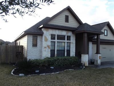 Brenham Single Family Home Pending: 1401 Summer Court