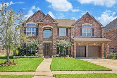 Pearland Single Family Home For Sale: 7422 Woodward Springs Drive