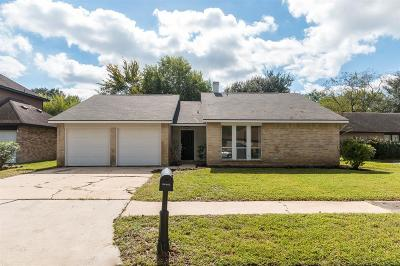 Humble Single Family Home For Sale: 5318 Dove Forest Lane