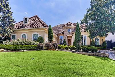 Houston Single Family Home For Sale: 11631 Legend Manor