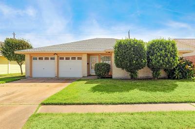 Galveston Single Family Home For Sale: 3218 Pine Street
