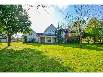 Richmond Single Family Home For Sale: 1202 Brazoswood Place
