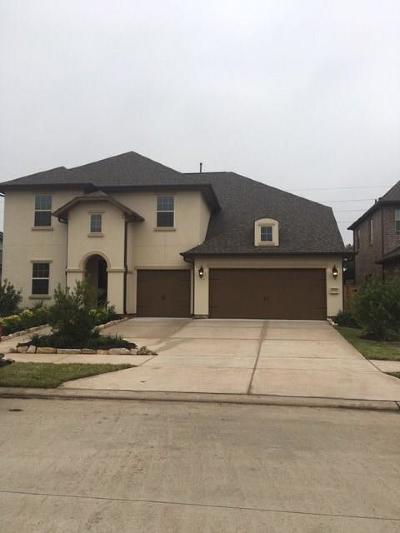 Missouri City Single Family Home For Sale: 10307 Deerpark Drive