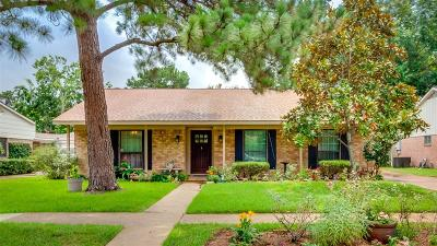 Spring Single Family Home For Sale: 4723 Lost Oak Drive