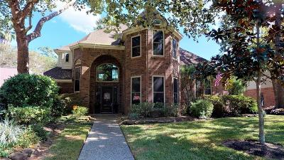 Kingwood Single Family Home For Sale: 3214 Brook Grove Drive Drive