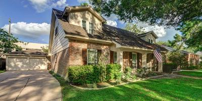 Houston Single Family Home For Sale: 622 Attingham Drive