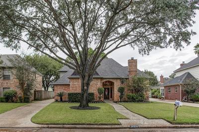 Katy Single Family Home For Sale: 20330 Prince Creek Drive