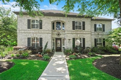 Friendswood Single Family Home For Sale: 208 Laurelfield Drive
