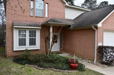 Conroe TX Single Family Home For Sale: $240,900