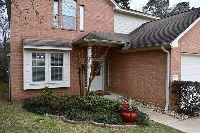 Conroe Single Family Home For Sale: 3530 White Oak Point Drive