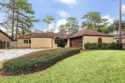 Briargrove Park Single Family Home For Sale: 10014 Green Tree Road