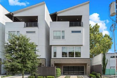Houston Single Family Home For Sale: 1912 Maryland Street