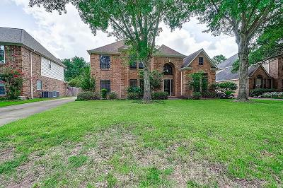 Katy Single Family Home For Sale: 20214 Amberlight Lane