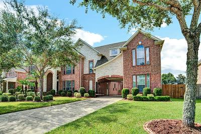 Friendswood Single Family Home For Sale: 3221 Prince George Drive
