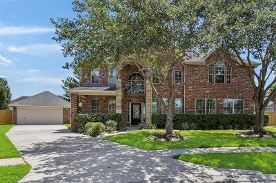 League City Single Family Home For Sale: 401 White Oak Pointe