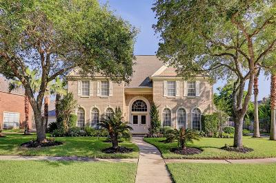 Fort Bend County Single Family Home For Sale: 4302 Saint Michaels Court