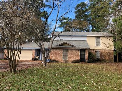 Tomball Single Family Home For Sale: 14210 Carneswood Drive