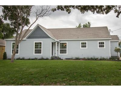 Houston Single Family Home For Sale: 916 Fairbanks Street