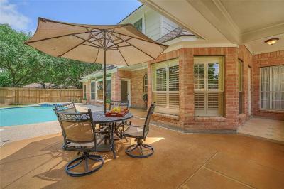 Kingwood Single Family Home For Sale: 3211 Quiet Glen Drive