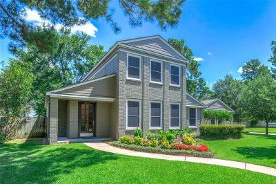 Kingwood Single Family Home For Sale: 5823 Juniper Knoll Lane