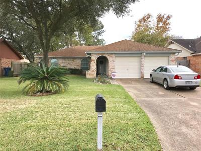 Katy Single Family Home For Sale: 5339 11th Street